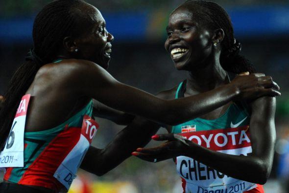 Kenia, invencible en el fondo femenino en estos campeonatos, logró su pr...