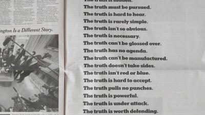 El aviso de The New York Times