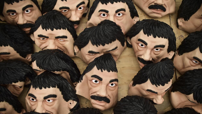 León Krauze: No hay evidencia de ISIS en México GettyImages-Mascaras-Cha...