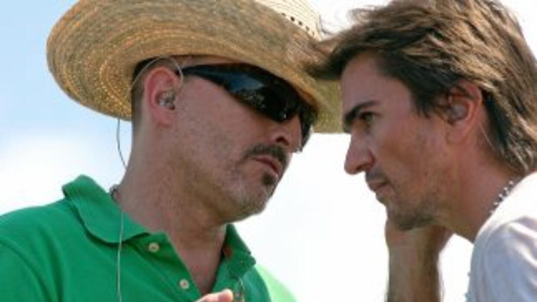 Miguel Bosé y Juanes son algunos de los artistas que pidieron la liberac...