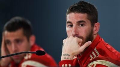 Ramos fue directo y honesto con la afición de 'La Roja'.