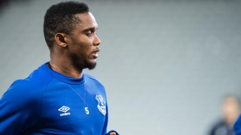El delantero camerunés dejaría al Everton para volver a la Serie A de It...