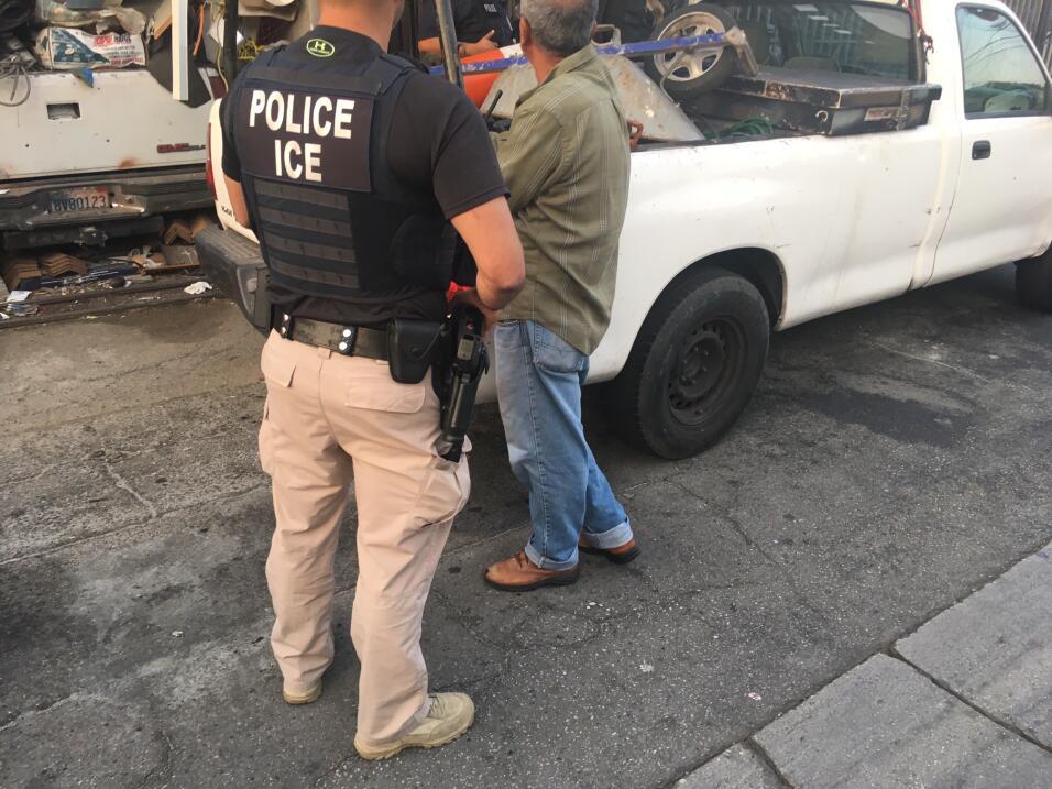 Un agente conversó con un pariente del detenido, quien afirm&oacu...