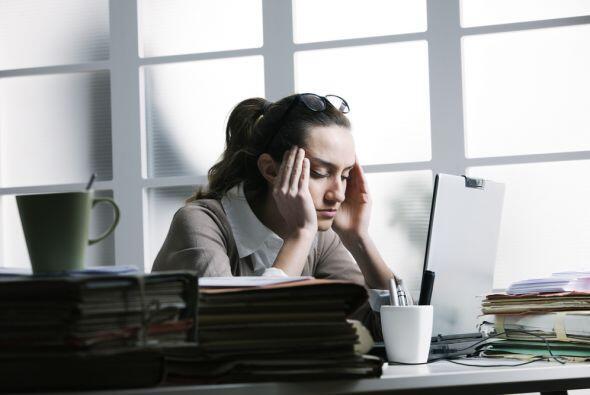 Peligros que debes evitar: Apresurarte a la hora de terminar un trabajo...