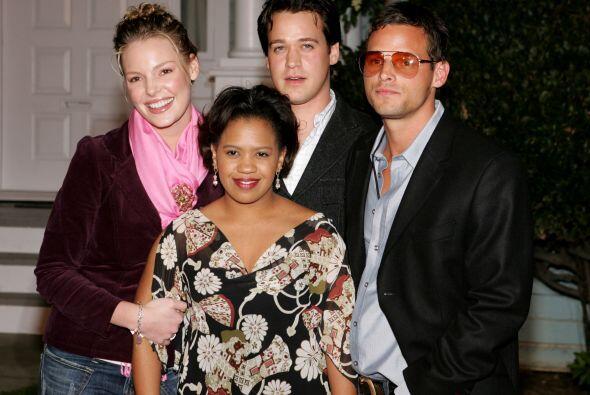 """T.R. Knight es conocido por su papel en el programa """"Grey's Anatomy..."""