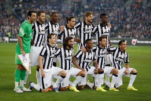 La Juventus de Turín (Italia) es un histórico de la competición y querrá...