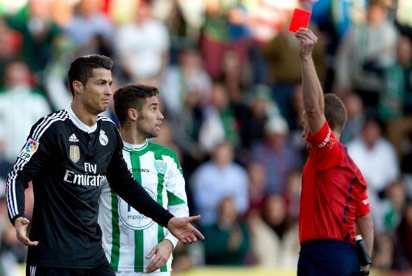 Mientras que el mismo 24 de enero, Cristiano perdió la cabeza en...