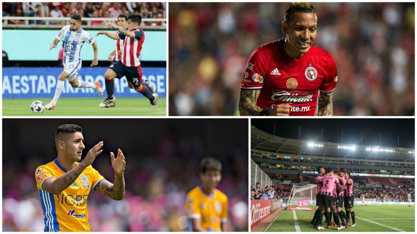 Lo mejor de la jornada 14 del Apertura 2016
