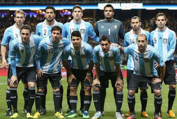 Argentina es una de las selecciones más poderosas del mundo. Además de t...