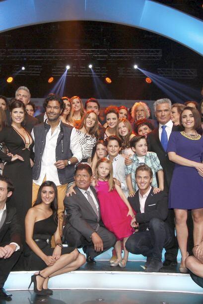 El elenco está feliz por participar en este proyecto de Juan Osorio.