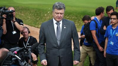 Cese al fuego en Ucrania comenzó pero genera dudas internacionales