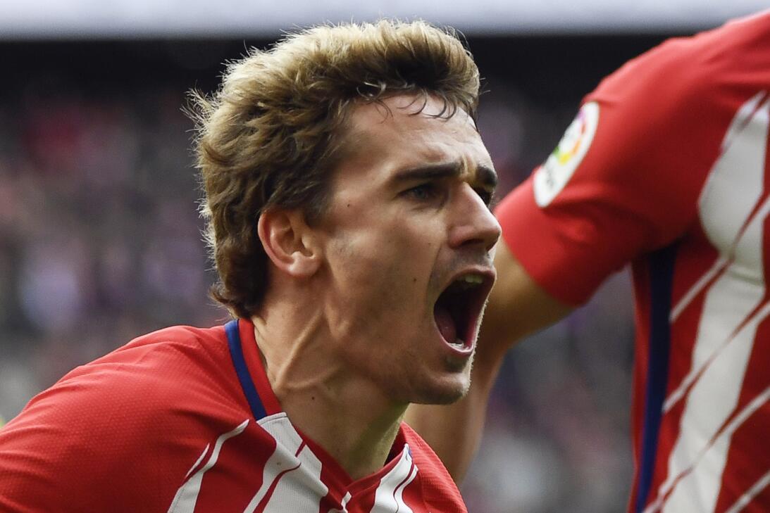 Messi y Cristiano en una lucha sin cuartel por el Pichichi 04-antoine-gr...