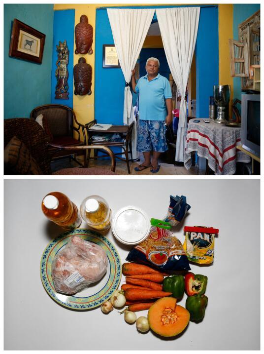 """Duglas Sánchez: """"Estamos comiendo muy mal. No podemos comer balanceado...."""