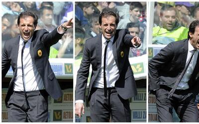 """Antonio Conte, premiado con el """"Banquillo de Oro"""" como mejor técnico Ser..."""