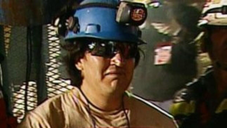 Osmán Araya, 6to minero rescatado