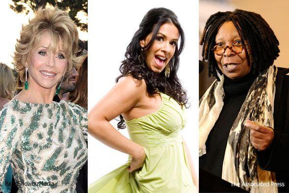 9.-Marisa ha trabajado como doble de cine, entre las famosas a las que h...