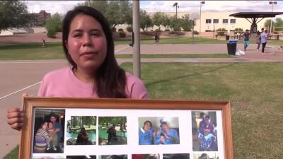 """""""Nunca me imaginé que tendría que donar los órganos de mi hijo"""": joven madre que apoya la donación"""