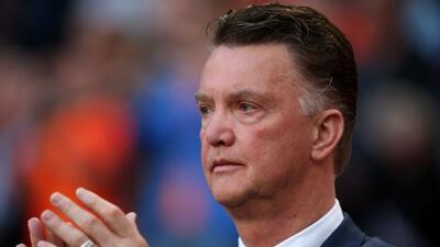 Van Gaal dirigió a Luis Enrique en el Barcelona y ahora cree que ha sido...