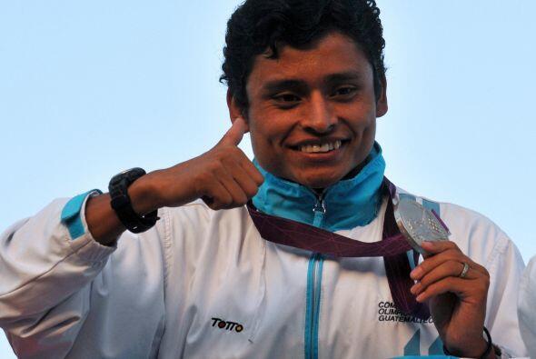 Erick Barrondo: Este marchista guatemalteco se convirtió en el primer me...