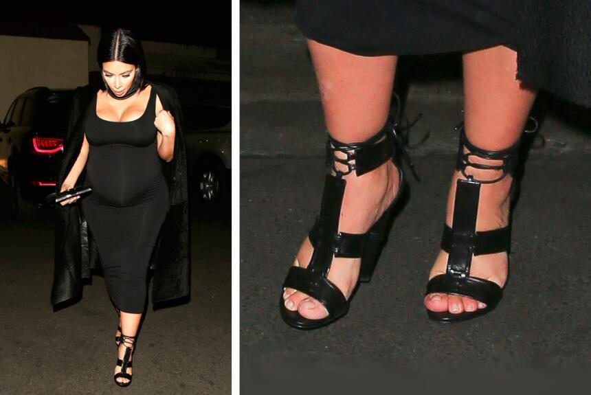 Kim Kardashian pies