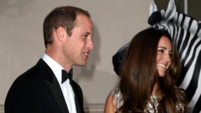 Los duques de Cambridge asistieron a un evento de caridad a favor de la...