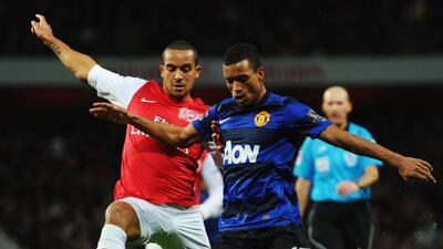 Nani vs. Arsenal: un duelo de viejos conocidos