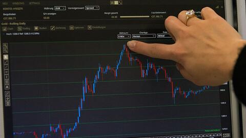El valor del oro tuvo una subida como reacción a la elecci&oacute...