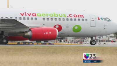 Nuevos vuelos desde el DFW a México