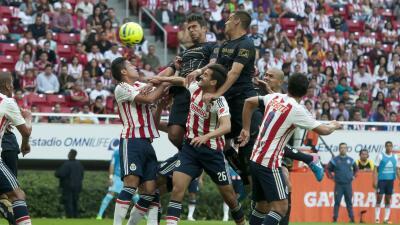 Pumas y Chivas protagonizarán el duelo más atractivo de la jornada.