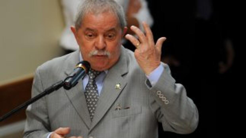 Barbosa hizo un detallado relato del dinero que supuestamente fue entreg...