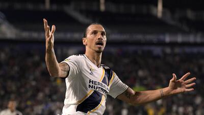 Todo listo para que LA Galaxy anuncie el regreso de Zlatan Ibrahimovic para la temporada 2019