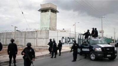 Penal mexicano.