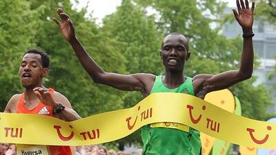 Atropellan a keniano que participaba en el Medio Maratón de Medellín