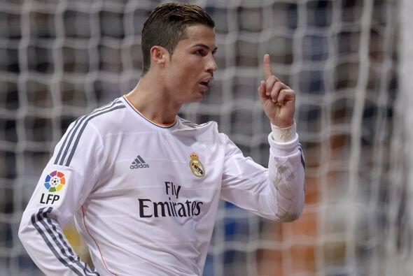 Comenzamos con el futbolista del Real Madrid, quien ya ganó este premio...