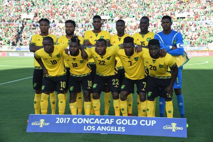 Ridículo nacional: México eliminado de la Copa de Oro GettyImages-821345...
