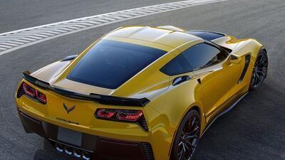 Ahora podrás construir el motor de tu Corvette Z06.