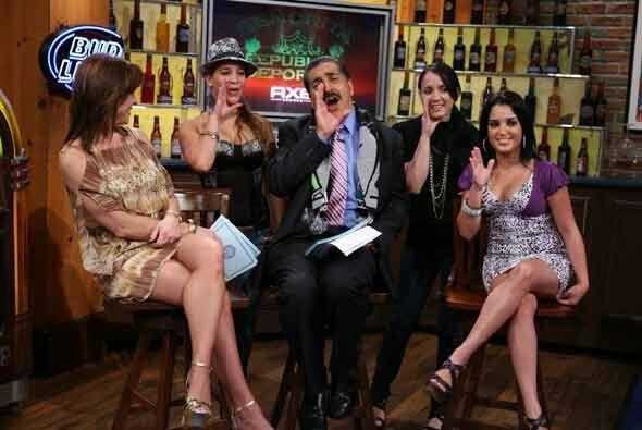 Llegó el ansiado día, la gran final de Miss República Deportiva 2009 (P....