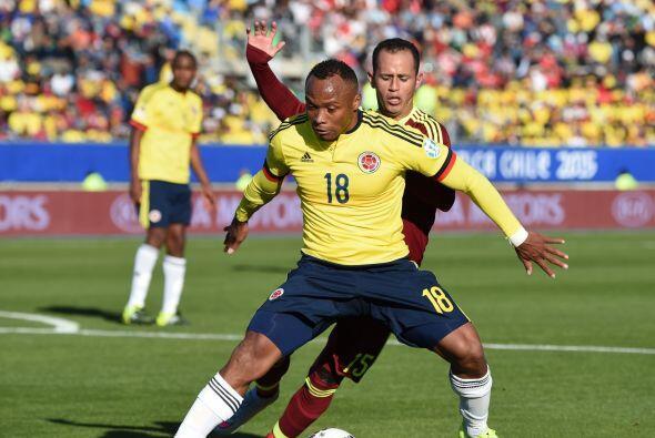 La selección colombiana llegó al torneo continental como una de las cand...