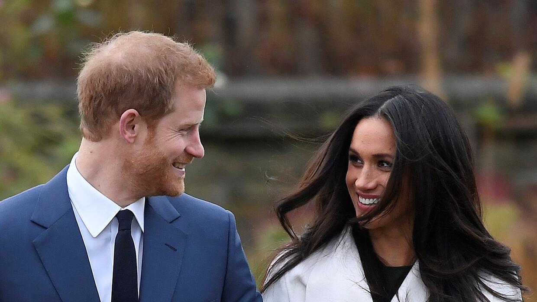 El prícipe Harry ha anunciado hoy su compromiso con la actriz estadounid...