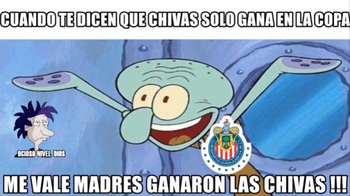¡Por fin ganaron las Chivas! (pero en Copa MX...) Los mejores memes de l...