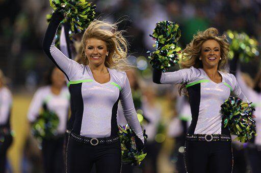 Las hermosas y sexys porristas de los campeones del Super Bowl XLVIII ¡d...