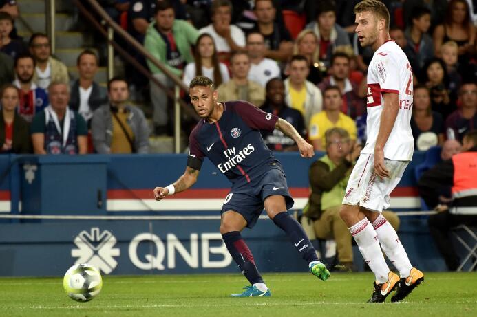 Con un doblete de Neymar, el PSG apabulló al Toulouse 636388636799614183...
