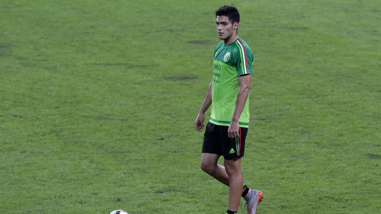 Raúl Jiménez.