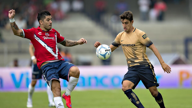 Pumas y Veracruz se enfrentarán en la Liguilla.