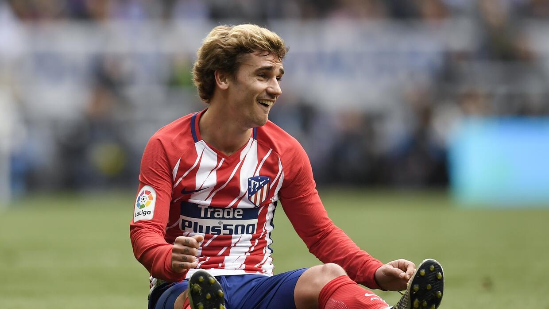 En fotos: Goleada al Levante y el Atlético de Madrid se consolida segund...