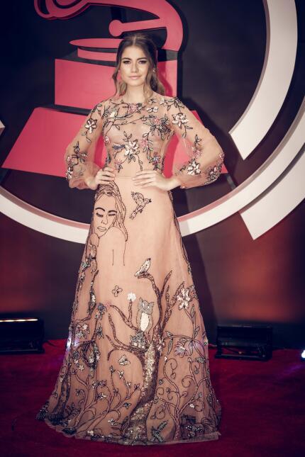 Mejor vestidas Latin GRAMMY 2017