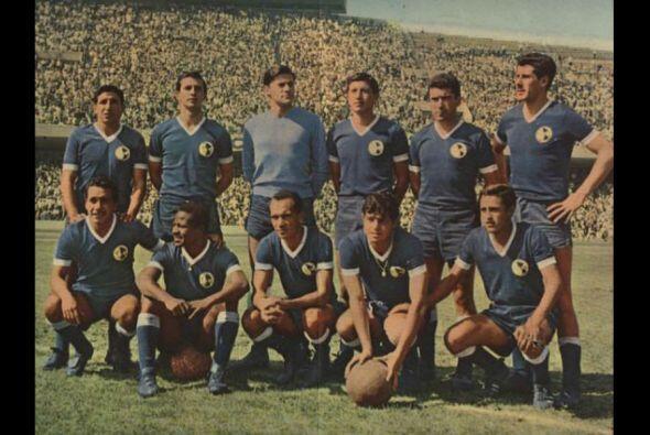 Fue en la temporada 1965-66 cuando el América comenzó su historia de éxi...