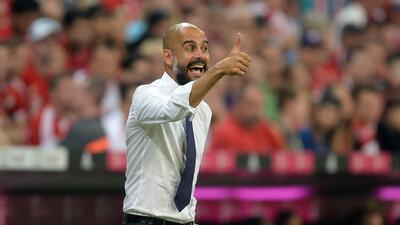 Guardiola cobraría 25 millones de euros al año con Manchester City
