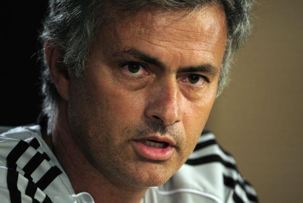 Pero los técnicos no se le han ido a Mourinho, en todo pais donde ha dir...