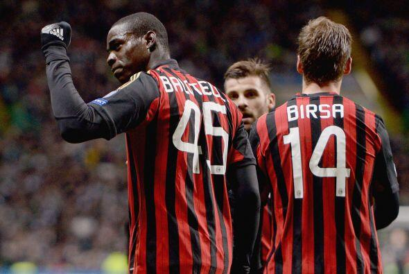 Las opciones del Milan mejoran con este marcador, pues ya es segundo de...